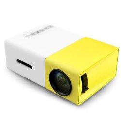 LED LCD Mini 400 a 600 lm 1080P lâmpada LED de mídia de vídeo player Protector Inicial