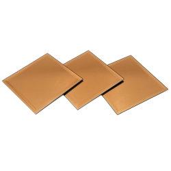 Ce&ISO9001를 가진 목욕탕 미러 유리를 위한 황금 은 미러