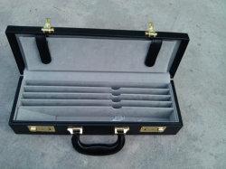 Shell dur portable cuir synthétique canon de l'outil de cas de couteau