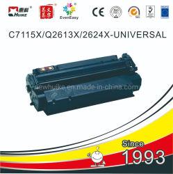 Pour HP C7115X/2613X/2624X compatible Cartouche de toner pour imprimante Laserjet 1000/1200/1300