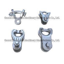 Soem-Roheisen-Gabelkopf-Kontaktbuchse-/Augen-Link-Ketten-elektrische Zeile anschließenzubehör