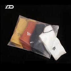 Amostra grátis Dom transparente para finalizar as promoções de Natal Embalagem Swimsuit Pouch saco de plástico
