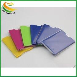 ABS plástico impermeável a RFID bloqueando o titular do cartão de crédito