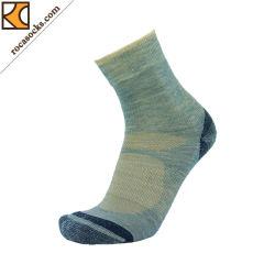 162004sk-suave y cálido de la expedición mujer calcetines de lana merino