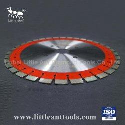 350mm en 400mm Blad van de Zaag van de Diamant van het Hulpmiddel van de Diamant het Scherpe Gewapend beton Stille