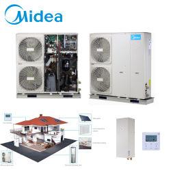 Midea Китай источника воздуха мини-Split воздуха к воде Chofu Иэу воздуховод 12квт контроллер WiFi тепловой насос системы нагрева воды для продаж