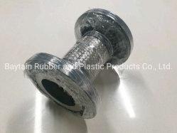 Edelstahl Wellpappe / Gewellte Flexible Metallschlauch, Edelstahl Metallschlauch / Balg / Expansion Joint Flexible Wellpappe Metall Expansion Joint Geflochten