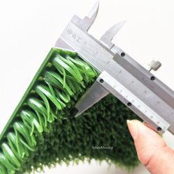 24mm-26mm de haut efficace de la ruée vers l'herbe en plastique mat PE Gold Tapis pour alluvions aurifères Hierba Alfombra minera l'herbe de tapis Gold