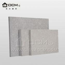 Non écologique de l'amiante ciment Mur de fibre de feuille de partition