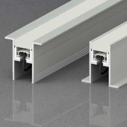 IP67は照明のためのIngroundによって引込められる屋外LEDのアルミニウムプロフィールを防水する