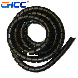 Proteção da espiral bobina plástica protetora