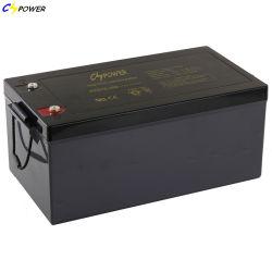 Alimentation batterie de l'acide 12V 300Ah pour le stockage d'alimentation