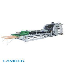 Placa de papel ondulado automática Laminador de Flauta Máquina (1350/1500/1650)