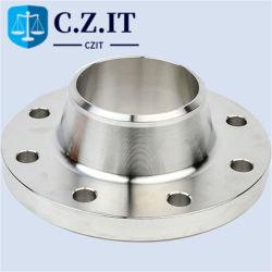 5000psi フランジパイプライン低温 -46 ASTM A694 スチール溶接 Neck API 6A フランジ