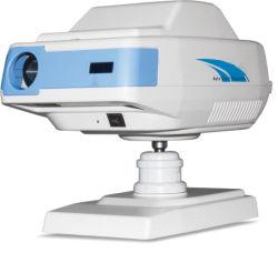 Глаза оптических приборов диаграммы проектор с 19-дюймовый ЖК монитор, Auto диаграммы проектор для продажи Mslcp60