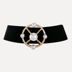 2018 Nouveaux arrivés Vogue bijoux de luxe modeste populaire Choker Collier de perles pour les femmes