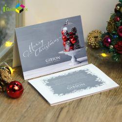 Natal festa festival de Agradecimento cartões de presente de papel personalizado papel de aniversário