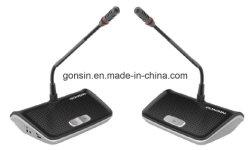 組み込みの拡声器が付いているGonsinの会議のマイクロフォンシステム