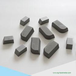 ステンレススチール / スチール / 鋳鉄加工 ISO 標準カーバイドロウ付きチップ