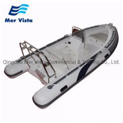 480 Hypalon Geschwindigkeits-Yacht-Sport-Rettungs-Rippen-Boots-Fiberglas-Fischerboot