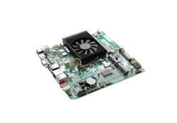 A Intel Haswell U I3/i5/I7 Thin Mini-Itx Itx Motherboard Industrial, LVDS EDP VGA HDMI suportado, 6 Placa Principal RS232