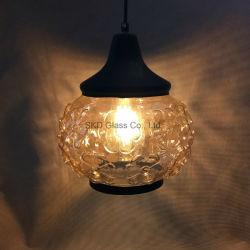 Vidrio Soplado Lampshade multicolor para colgar la lámpara de diseño personalizado aceptable