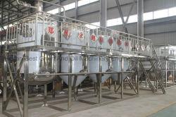 De Installatie van de Machine van de Filter van de Raffinaderij van de Tafelolie van het katoenzaad
