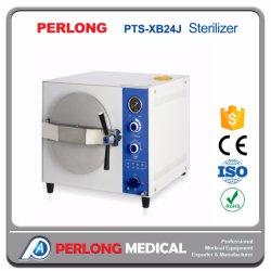 Medische auto-stoomsterilisator, tafelmodel, 25L, hoge druk; pts-Xb24j