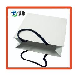 China Factory barato por grosso saco de papel comercial reutilizáveis de dobragem
