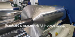 L'Aluminium/Aluminium 3003/8111 8011/1235/8079/1145/16/17/18/19/20 UM pour le ménage/conteneur alimentaire/Emballage/souple pliable/restauration/l'enrubannage