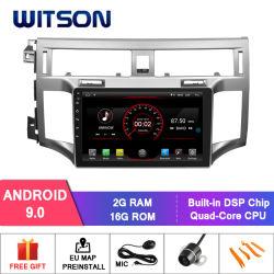 """Witson 9 """"トヨタAvalon 2006-2011年のための大きいスクリーンのアンドロイド9.0車DVD"""