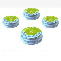 Commerce de gros 100 % de la rayonne viscose écologique non tissés jetables Lingettes humides magique Push