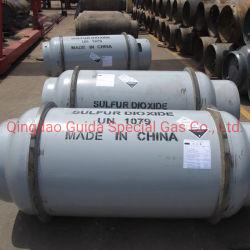 Жидкий газ двуокиси серы (SO2) в 800L газовый баллон 99,9%