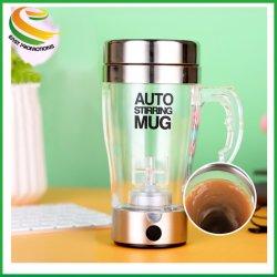 400mL セルフスターラーコーヒーマグパーフェクトダブルインシュレーテッドエレクトリックコーヒーカップ / コーヒーマグ自動パーフェクトギフト