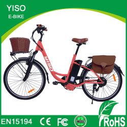 500W de Elektrische Cyclus van de Fiets 26inch van de elektrische Motor E