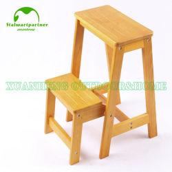 Scalette pieghevoli di legno