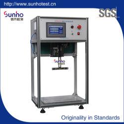 Prova di forza d'impatto dei materiali del ferro elettrico di alta precisione IEC60335/macchina di prova cadenti