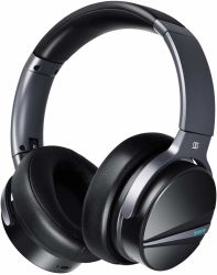 Son Surround 3D active des écouteurs Bluetooth casque antibruit