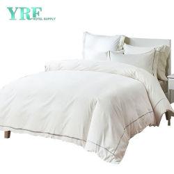 Hôtel Supplys Nouveau produit deep pocket le linge de lit en tissu de coton pour un lit simple