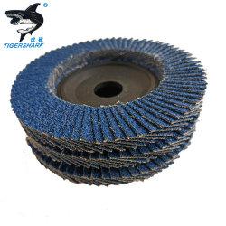 100x16mm oxyde de zirconium pour disque plat de volet de brunissage