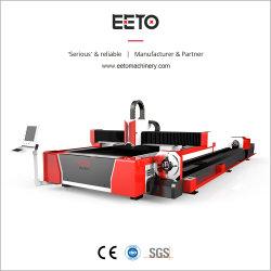 machine de découpage au laser à filtre Carbone 3015 Tube carré en acier inoxydable