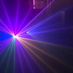 1W DMX Animação de controle de luz laser