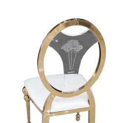 Свадьбу мебель из высококачественного металла этапе свадьбы стул для украшения