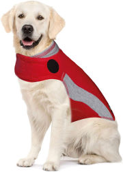 圧力覆いデザインの快適な適合犬の服装犬の羊毛