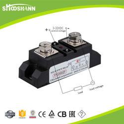 入力温度調整W DINの柵60A SSR-60daの半導体継電器