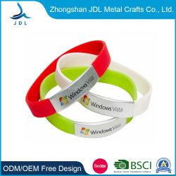 昇進のギフトの腕時計のバンドブレスレットのロゴ製造業の印刷物のインクのスポーツの工場価格のオフセット印刷された病院のブレスレットの自由なサンプルエネルギーの白熱でき事 (34)