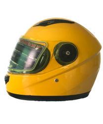 新しいジェット機のオートバイの太字のヘルメットをカスタム設計しなさい