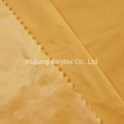 100% poliamida 20d Matt tecido impermeável para roupas Cotton-Padded