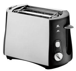 Nuovo tostapane elettrico a 2 fette da 800 W con vendita a caldo