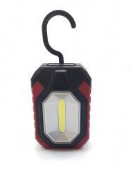 Indicatore luminoso ultra luminoso del lavoro della torcia elettrica della PANNOCCHIA LED di Multifuction 240lm con il forte magnete